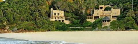 Noetzie Beach Castles