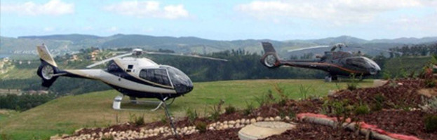 Capri Helicopter Flights