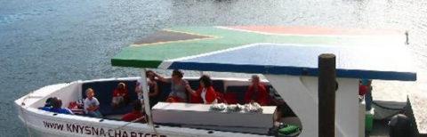 Knysna Lagoon tours