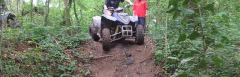 Quad Biking at Southern Comfort