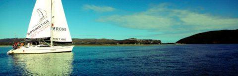 Sprintide Charters Yacht Knysna Lagoon