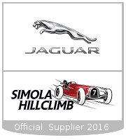 Knysna Hillclimb Sponsorship badge